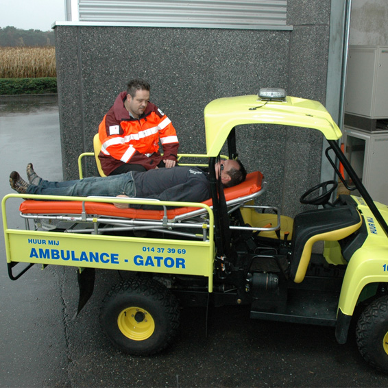 Ambulance Gator